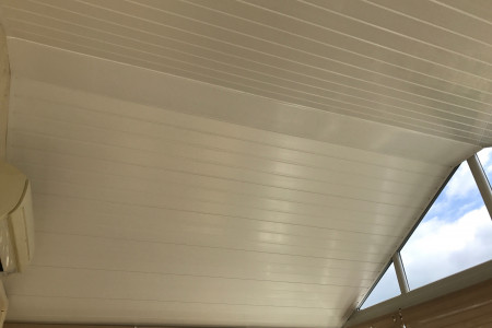 Completed Conservatory Roof Insulation Project